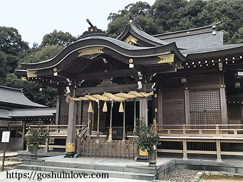 春日神社本殿1