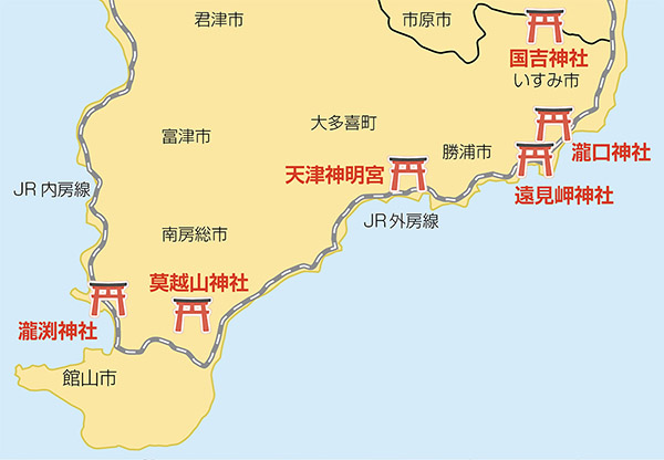 房総地図これ